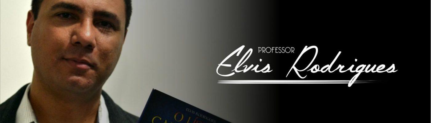 Professor Elvis Rodrigues